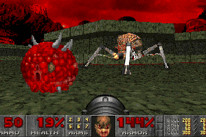 The Ultimate DOOM 14
