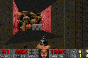 The Ultimate DOOM abandonware