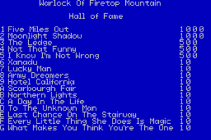 The Warlock of Firetop Mountain 0