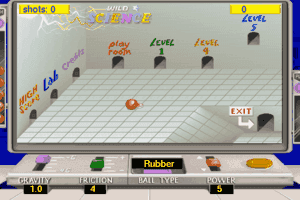 The Wild Science Arcade abandonware