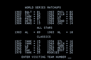 The World's Greatest Baseball Game abandonware
