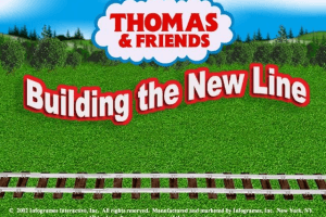 Thomas & Friends: Building the New Line 0