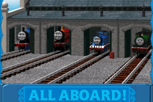 Thomas & Friends: Building the New Line 1