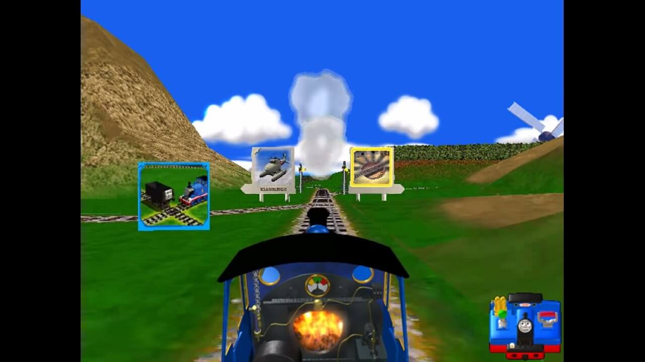 thomas and friends games free download pc