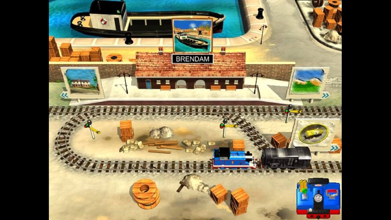 Thomas and Friends: Railway Adventures (PC CD-Rom) (2001 ...