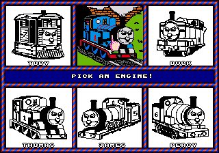 Thomas the Tank Engine & Friends 3