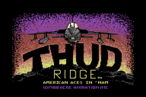 Thud Ridge: American Aces in 'Nam 1