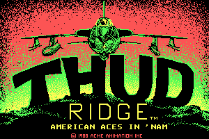 Thud Ridge: American Aces in 'Nam 11