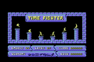 Time Fighter 0