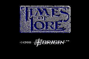 Times of Lore abandonware