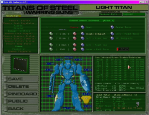 Titans of Steel: Warring Suns 0