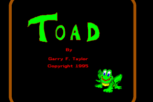 Toad abandonware