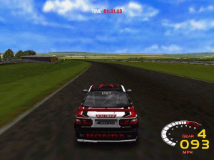 TOCA 2: Touring Car Challenge 2