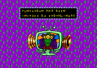 ToeJam & Earl in Panic on Funkotron 5