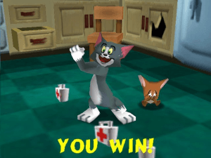 Tom and Jerry in Fists of Furry 18
