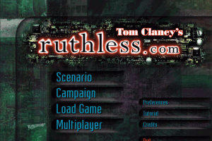 Tom Clancy's ruthless.com 1