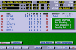 Tom Landry Strategy Football 2