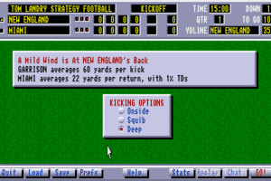 Tom Landry Strategy Football 4