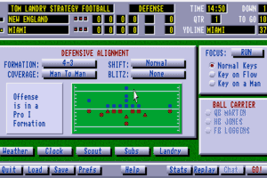 Tom Landry Strategy Football 7