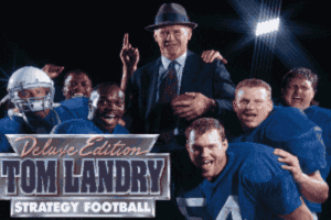 Tom Landry Strategy Football Deluxe Edition 0