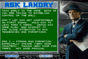 Tom Landry Strategy Football Deluxe Edition 9
