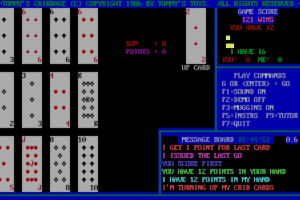 Tommy's Cribbage abandonware