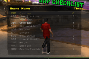 Tony Hawk's American Wasteland 12
