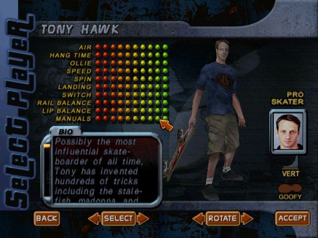 tony hawks pro skater 2 free full pc game download