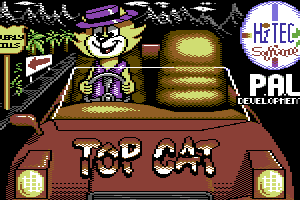 Top Cat in Beverly Hills Cats 0
