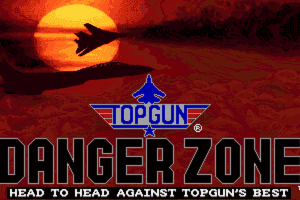 Top Gun: Danger Zone 0