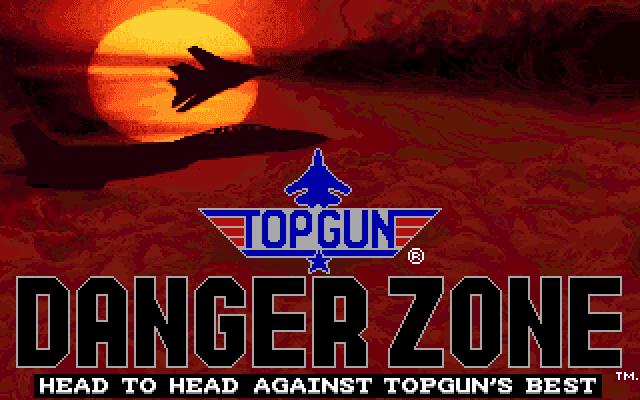 Danger Zone Top Gun