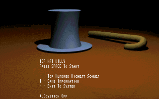 Top Hat Willy 0
