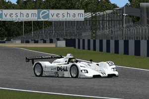 Total Immersion Racing 3