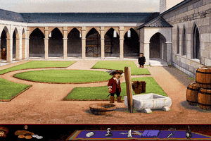 Touché: The Adventures of the Fifth Musketeer abandonware