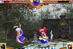 Touhou Hisouten: Scarlet Weather Rhapsody 21