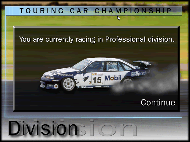 Touring Car Champions 11