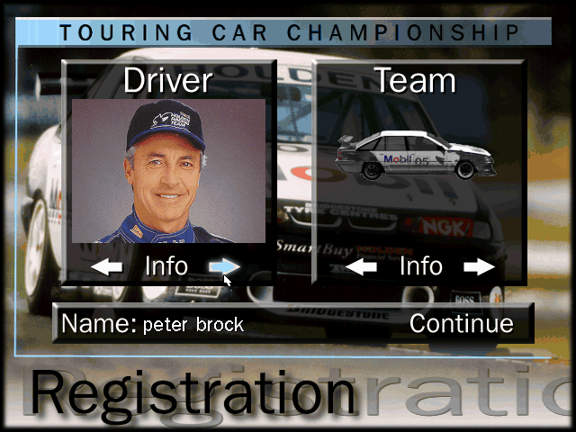 Touring Car Champions 2