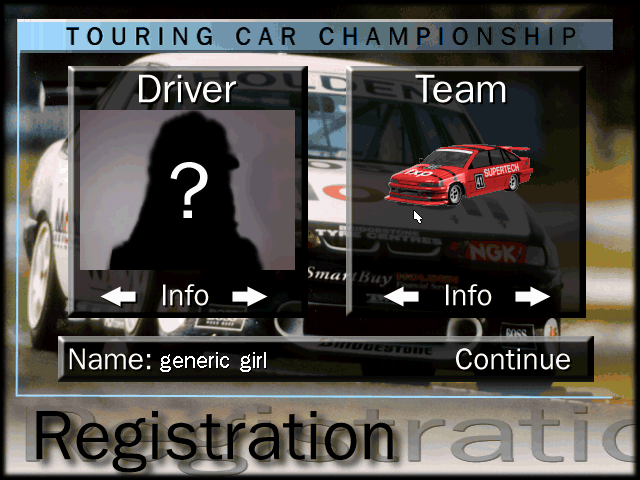 Touring Car Champions 3