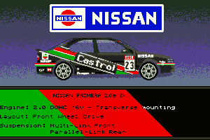 Touring Car Racer 4