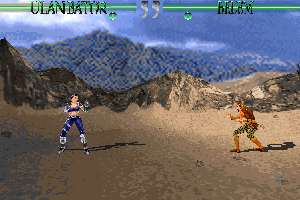 Tournament of Warriors abandonware