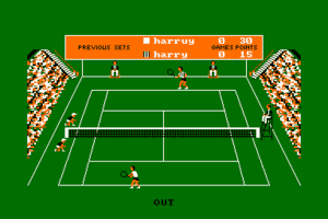 Tournament Tennis abandonware
