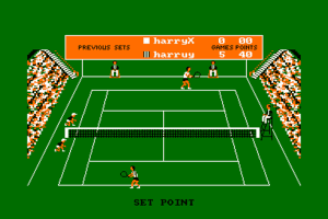 Tournament Tennis 5