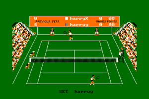 Tournament Tennis 6