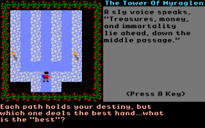 Tower of Myraglen abandonware