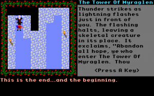Tower of Myraglen 15