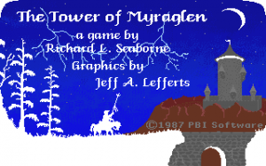 Tower of Myraglen 1