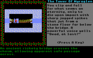 Tower of Myraglen 21