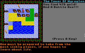 Tower of Myraglen 7