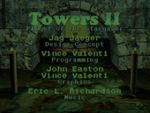 Towers II: Plight of the Stargazer 0