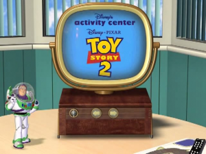 Toy Story 2 Activity Centre 0
